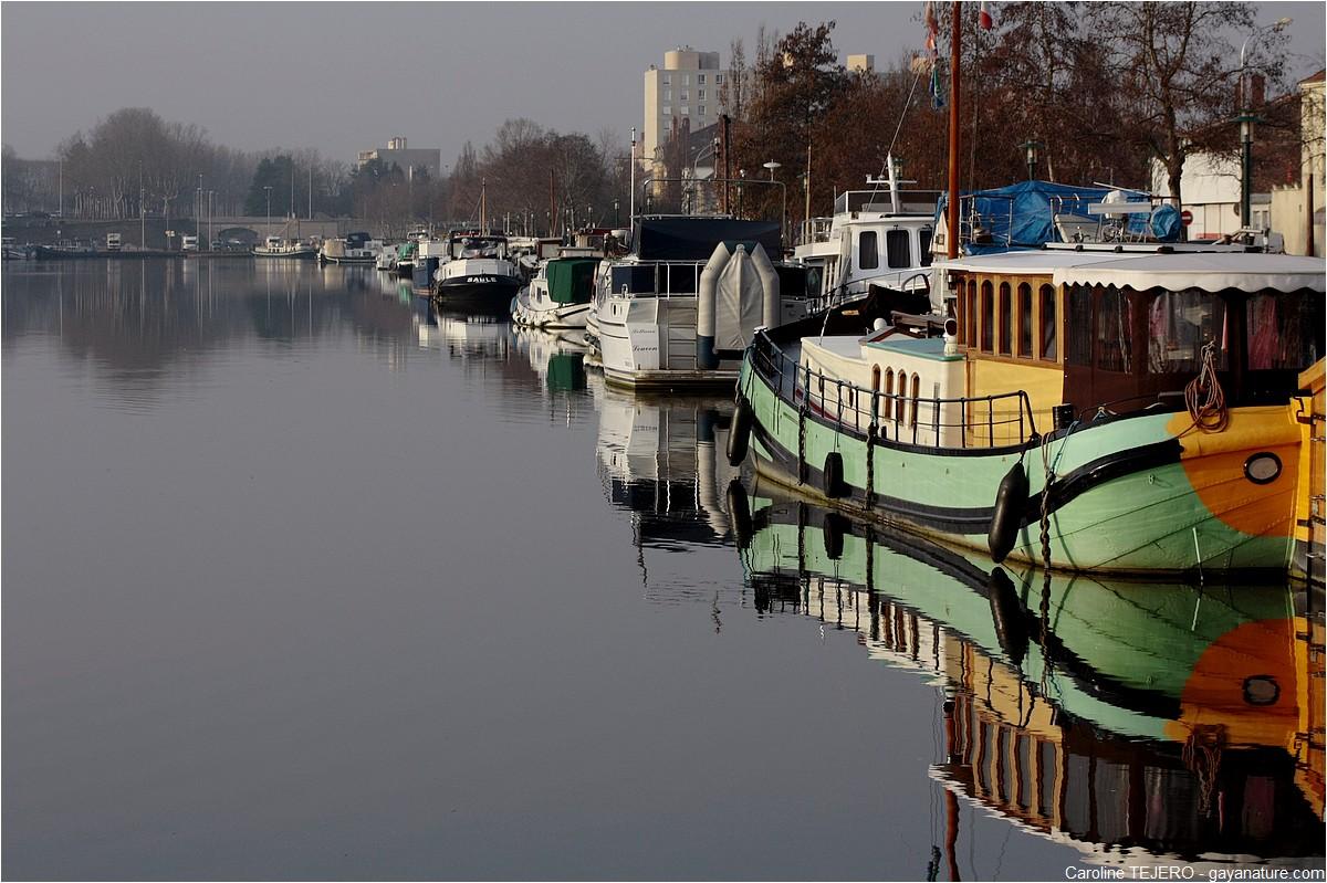 Port de plaisance de Roanne