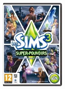 Les Sims 3 Supers pouvoirs