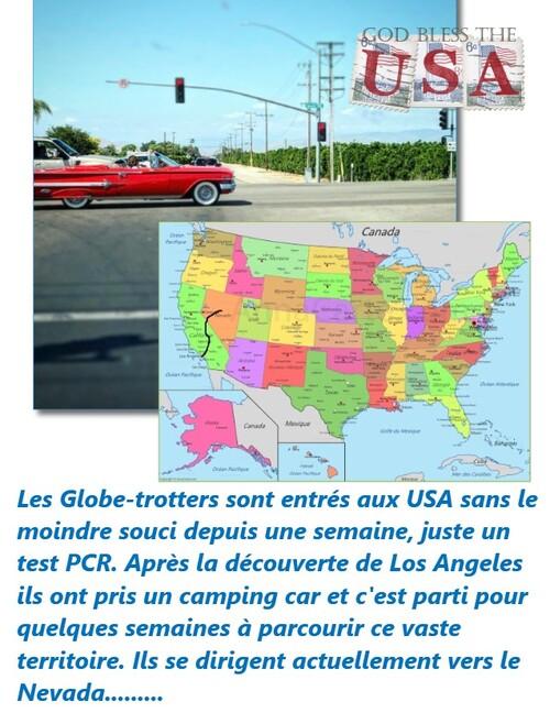 Les Globe-trotters !!!