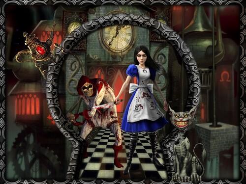 Alice - retour au pays de la folie