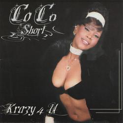 COCO SHORT - KRAZY 4 U (199X)