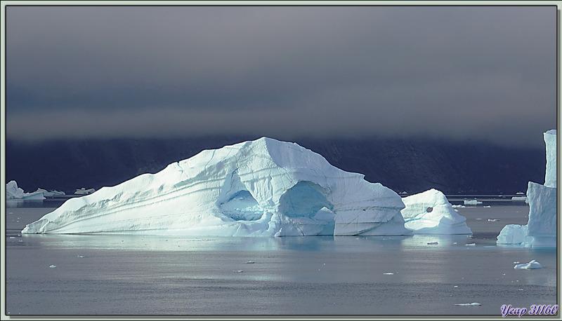 Quel régal d'être ancré dans un paysage aussi sublime ! - Karrat Fjord - Groenland