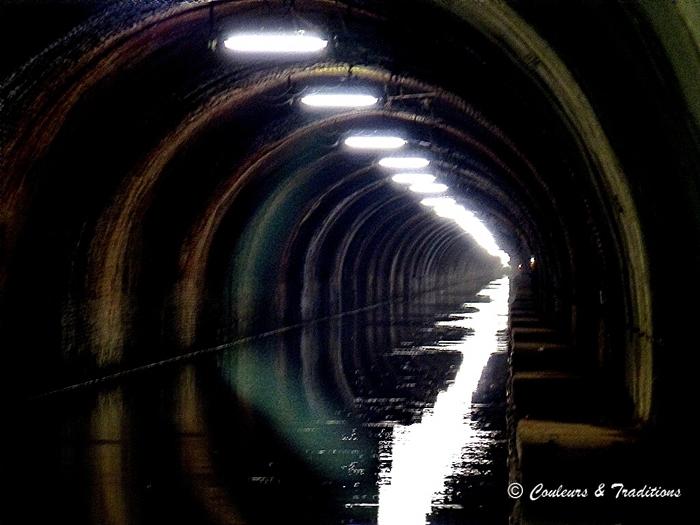 Le souterrain de Riqueval