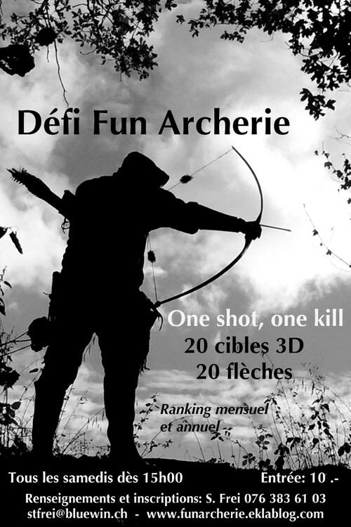 DEFI FUN ARCHERIE