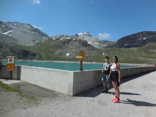 Vallon de la Grande Sassière Alpes Grées Savoie 73 France