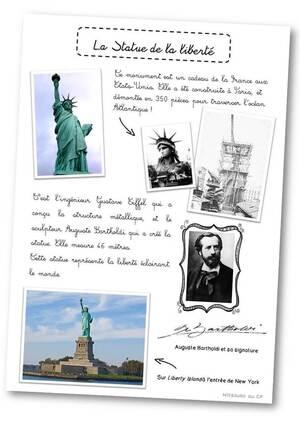 New York et la Statue de la Liberté