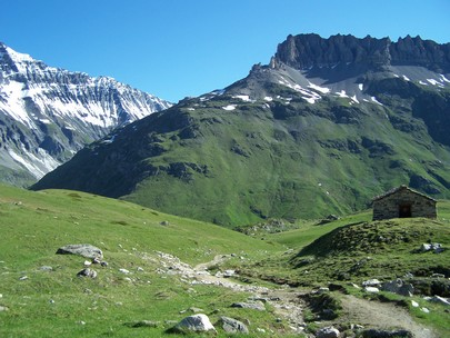 Refuge du Plan du Lac