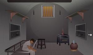 Jouer à Escape Game - The jail 2