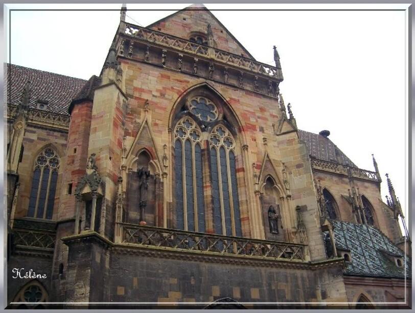 """Lundi 29 décembre 2014 Collégiale St Martin à Colmar"""""""