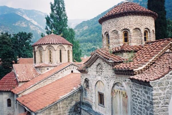 Jour 8 - Monastère de Batchkovo - ensemble