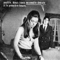 UNE HOTESSE NOMMEE SHEILA / N°11