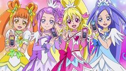 DokiDoki Pretty Cure Hensin Music
