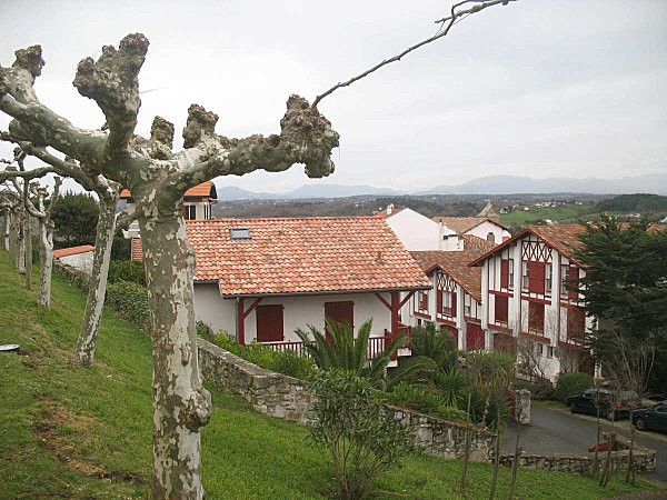 bidart maisons typiques