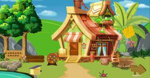 Jouer à Escape from fantasy world level 24