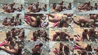 Голые пляжи России 2015 / Russian Nude Beaches 2015. Part-26.