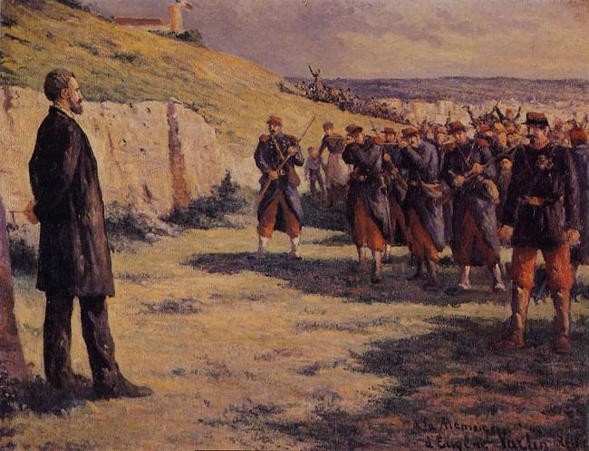 Exécution d'Eugène Varlin