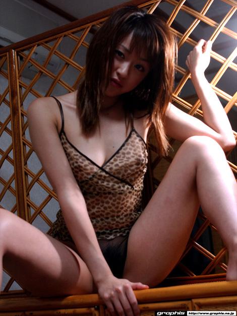 WEB Gravure : ( [Graphis] - | Special Contents | Asuka Sawaguchi/沢口あすか : SUMMER SPECIAL 2002 )