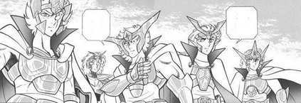 XXII - Armure des Chiens de chasse (Canes Venatici Cloth)