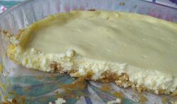 Cheese-cake et Crème de marron