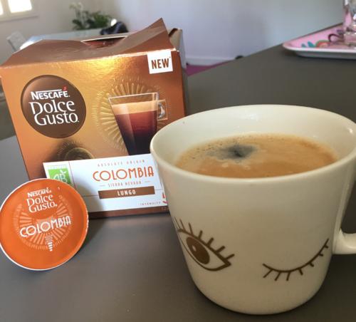 Test Cafetière Dolce Gusto Lumio ( campagne Le club des Ambassadeurs Nestlé Coquons la vie)