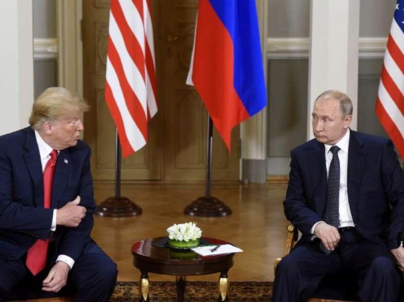 Forte montée des tensions entre les Etats-Unis et la Russie