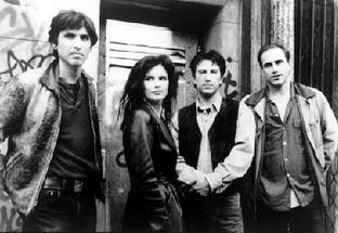Live: Cowboy Junkies - Francfort - 19 Juin 1989