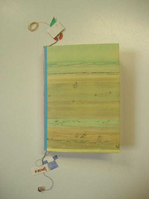 Le livre d'artiste de Loïs