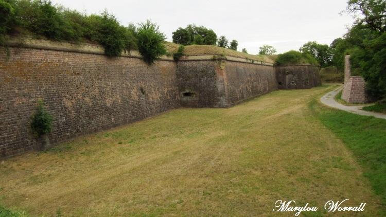Neuf-Brisach (68) : Ville fortifiée