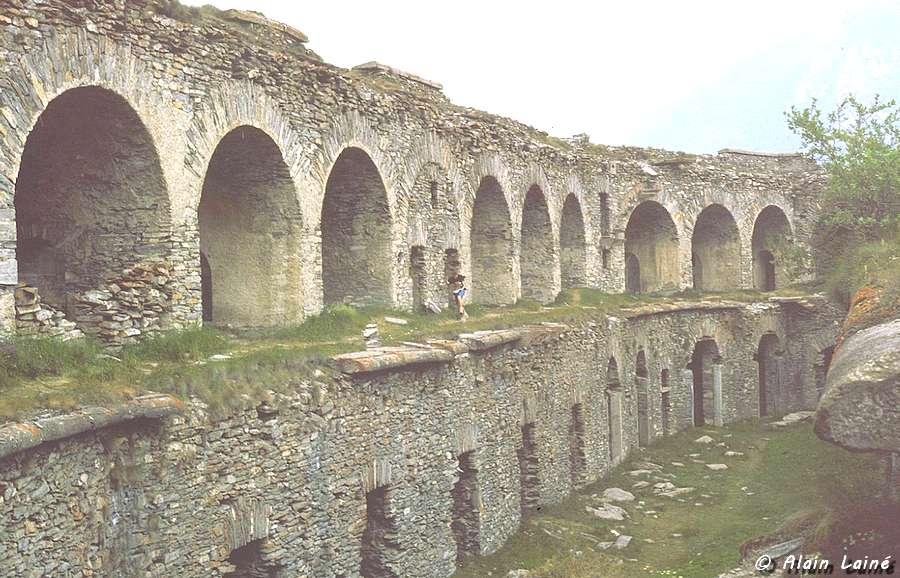Forteresse du Mont Cenis - Vallée de le Maurienne