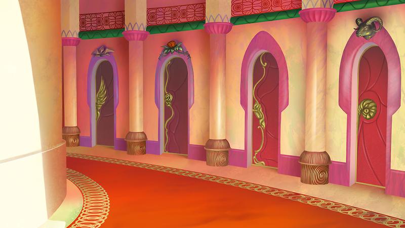 Eldarya décors