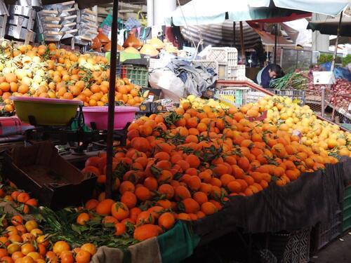 De belles et bonnes oranges
