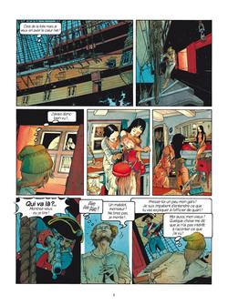 Les Passagers du vent - Tome 1 : La Fille sous la dunette - François Bourgeon