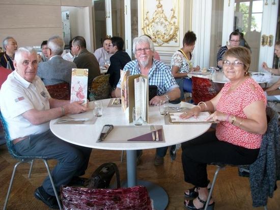 Au restaurant du Musée d'Orsay (1)