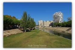 Montpellier - Les rives du Lez - 10/2018