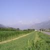 La vallée entre Suse et Turin
