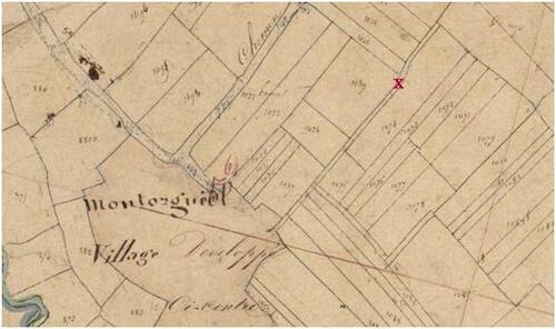 Le camp de Montorgueil (2° partie)....