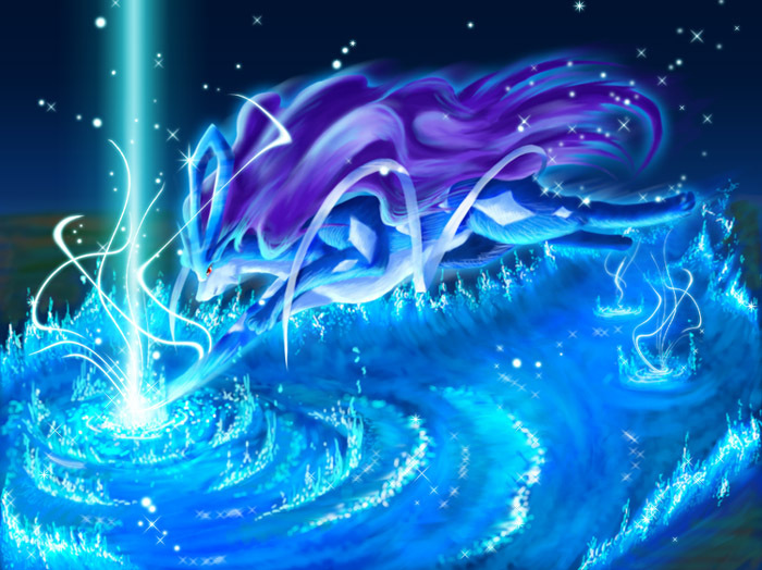 how to catch suicune gold