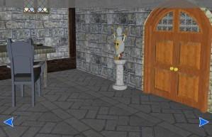 Castle room escape