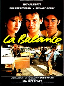 LA BALANCE BOX OFFICE 1982