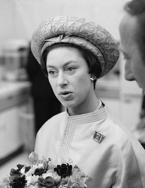 9 février 2002 : décès de la Pricesse Margaret
