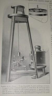 Pendule d'Alphonse Berget