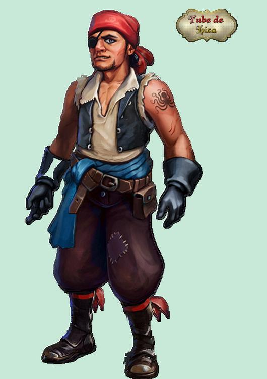 Pirates série 26