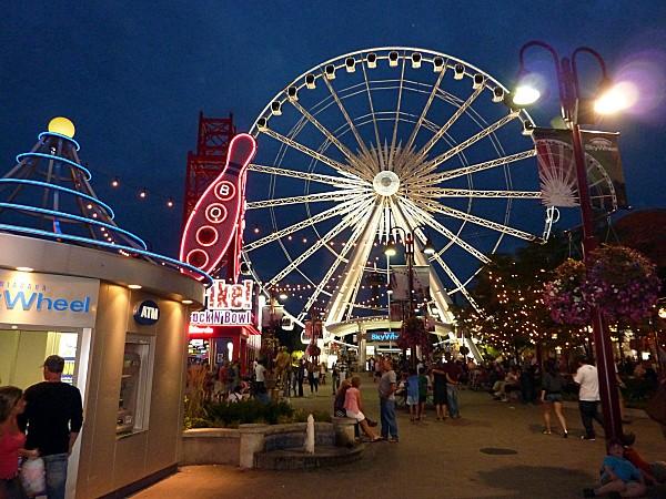 Niagara Falls nuit 2