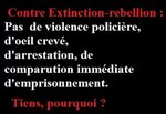 Extinction Rebellion, nouvelle manipulation de masse, dans quel but ?