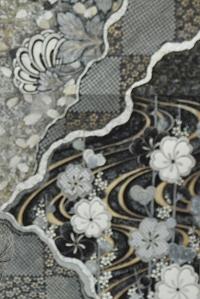 tissus kimono