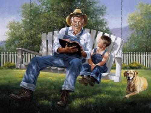 Belles Images pour la Fêtes des Pères
