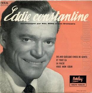 Eddie Constantine, 1956 suite et fin