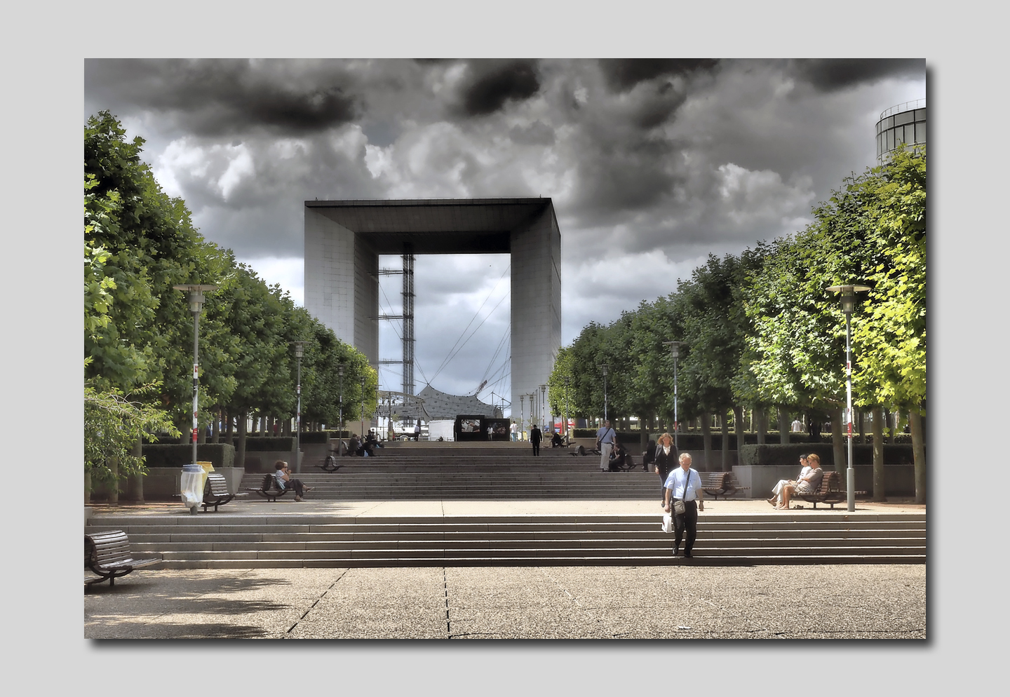 La Défense Ca se gate