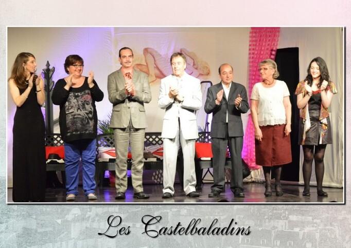 Théâtre 2013- Châteaubernard (Charente).