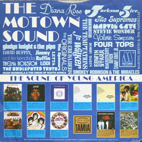 "Stevie Wonder : Album "" Music Of My Mind "" Tamla Records T 314L [ US ]"